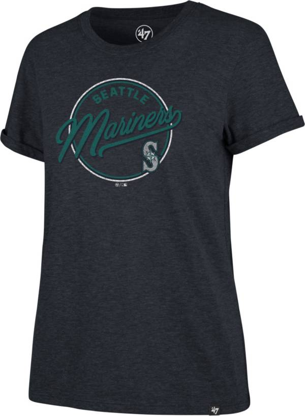 '47 Women's Seattle Mariners Navy Match Hero T-Shirt product image