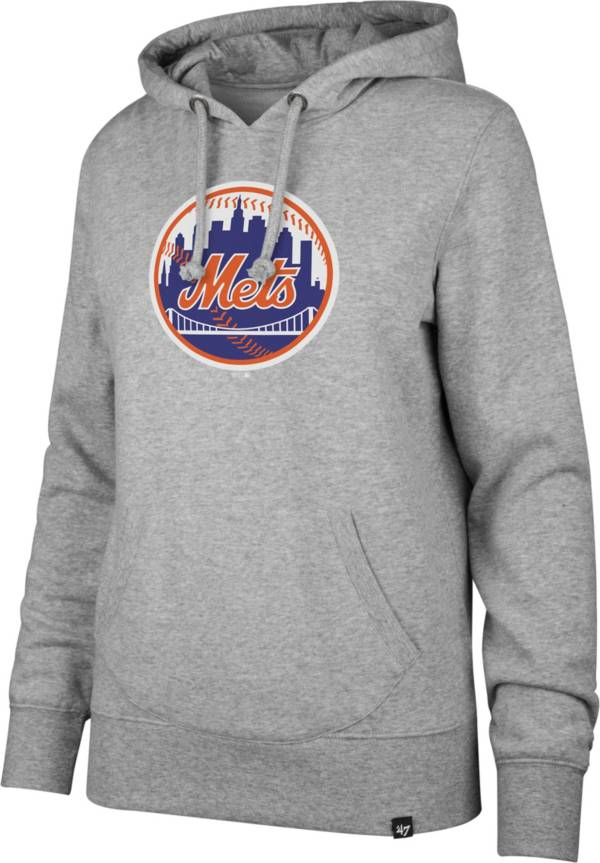 '47 Women's New York Mets Headline Pullover Hoodie product image
