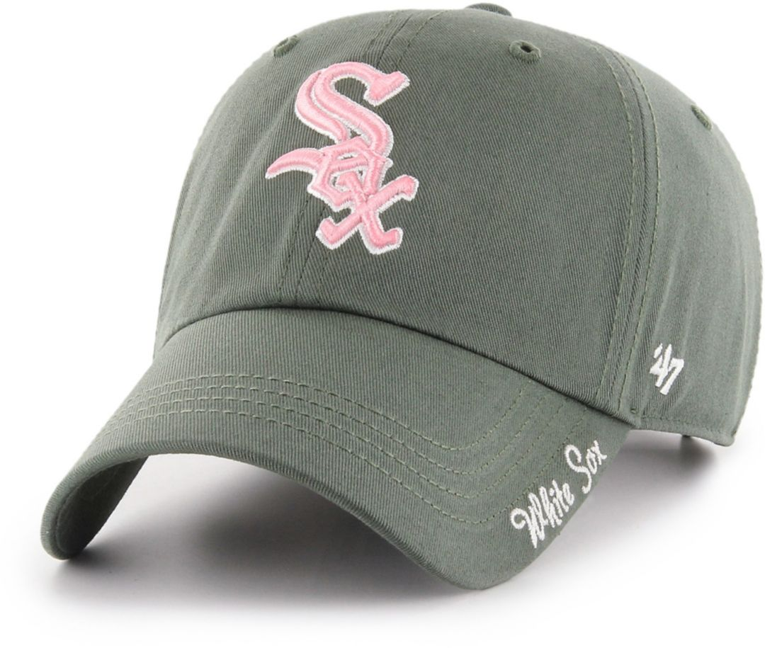 sale retailer 99bdd 7289e  47 Women s Chicago White Sox Miata Clean Up Adjustable Hat