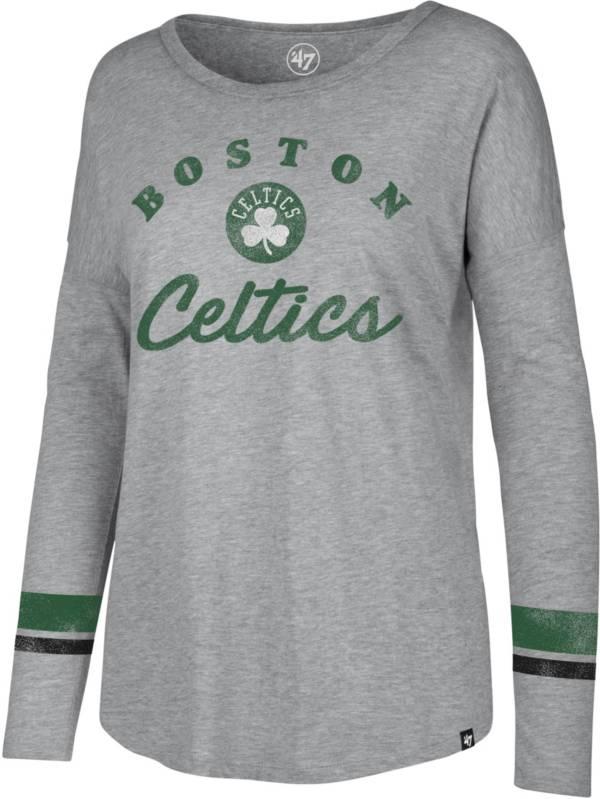 '47 Women's Boston Celtics Long Sleeve T-Shirt product image