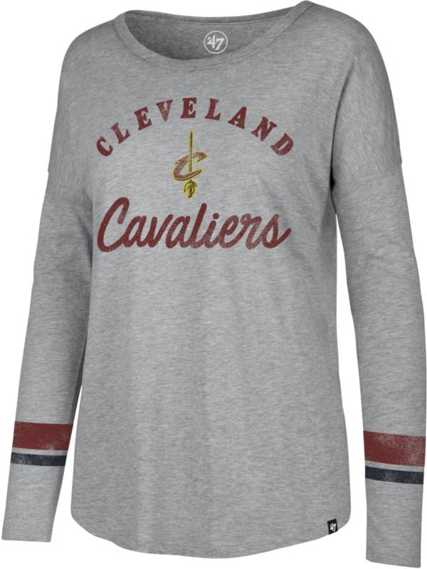 '47 Women's Cleveland Cavaliers Long Sleeve T-Shirt product image