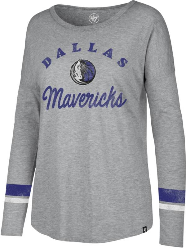 '47 Women's Dallas Mavericks Long Sleeve T-Shirt product image
