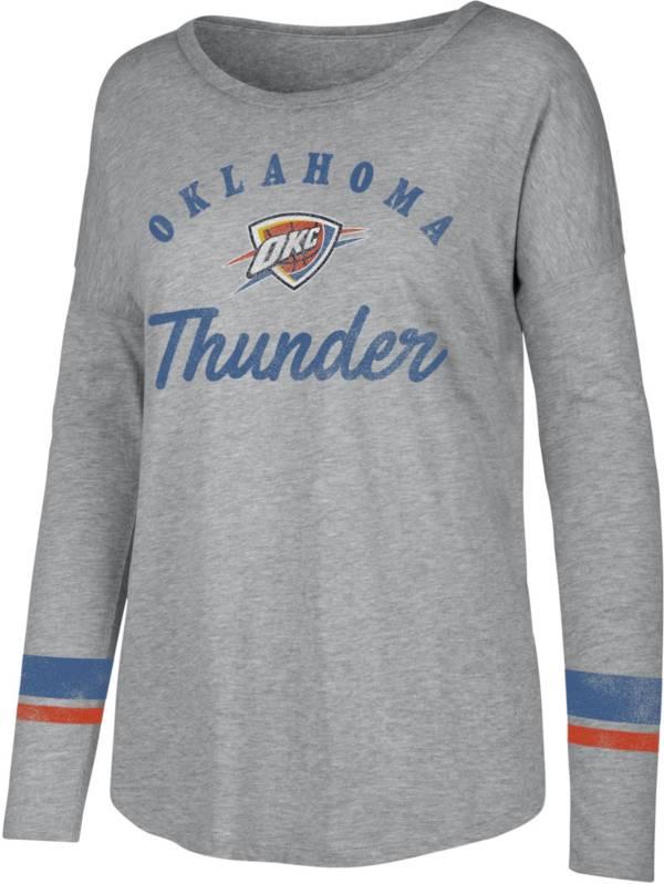 '47 Women's Oklahoma City Thunder Long Sleeve T-Shirt product image