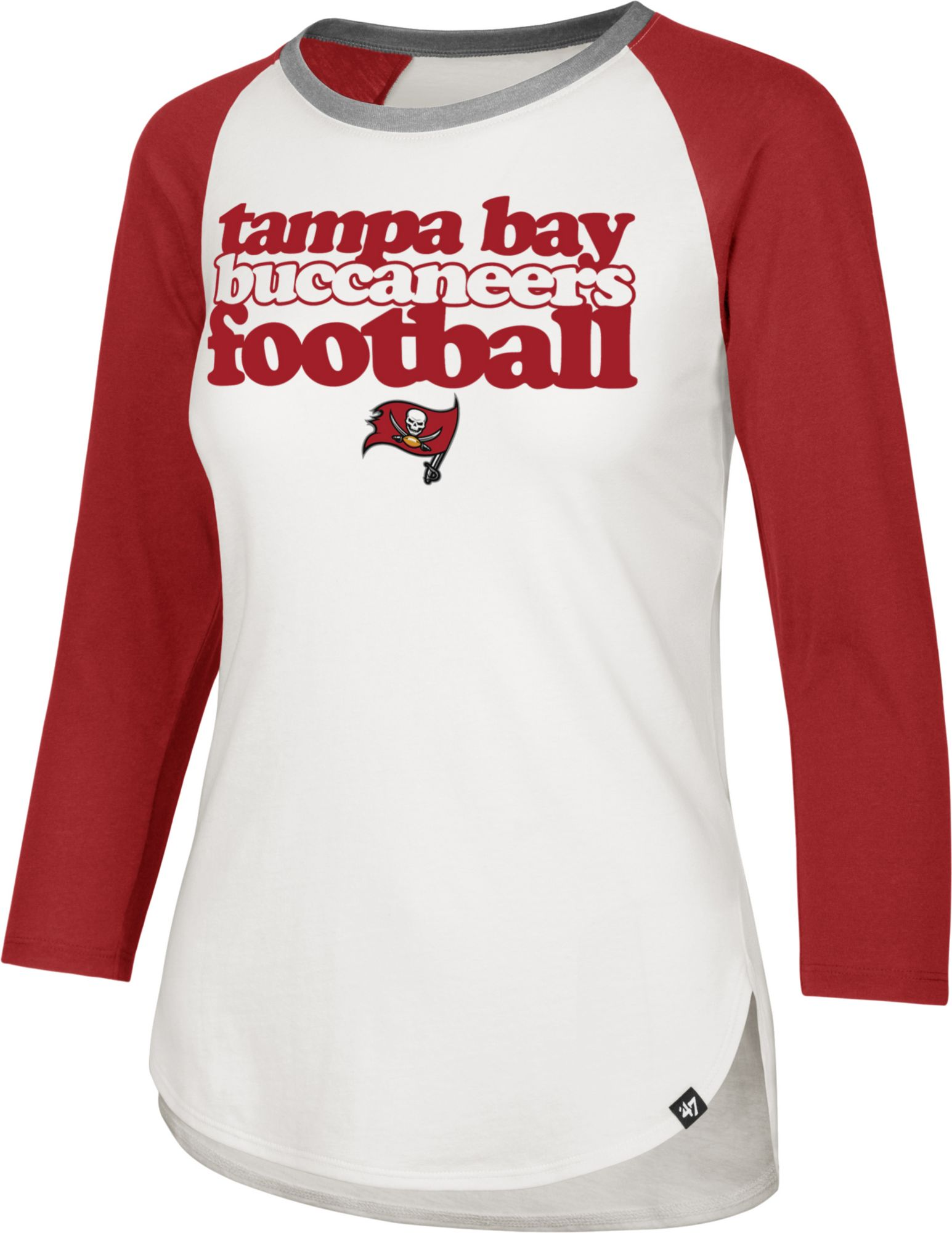 buccaneers throwback t shirt