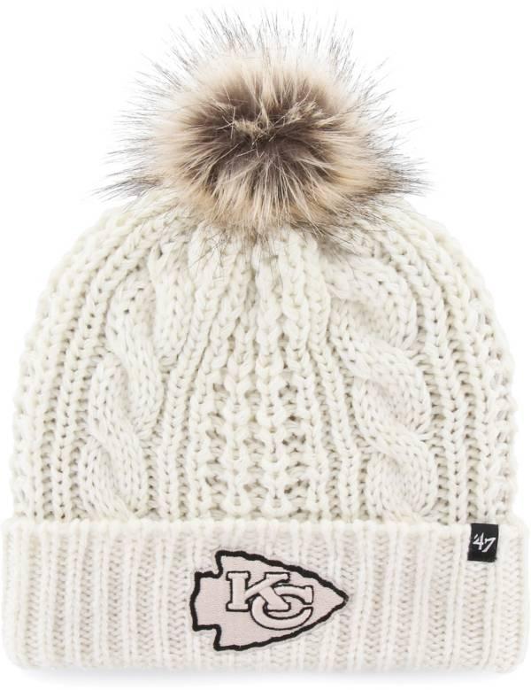 '47 Women's Kansas City Chiefs Meeko Cuffed Knit product image