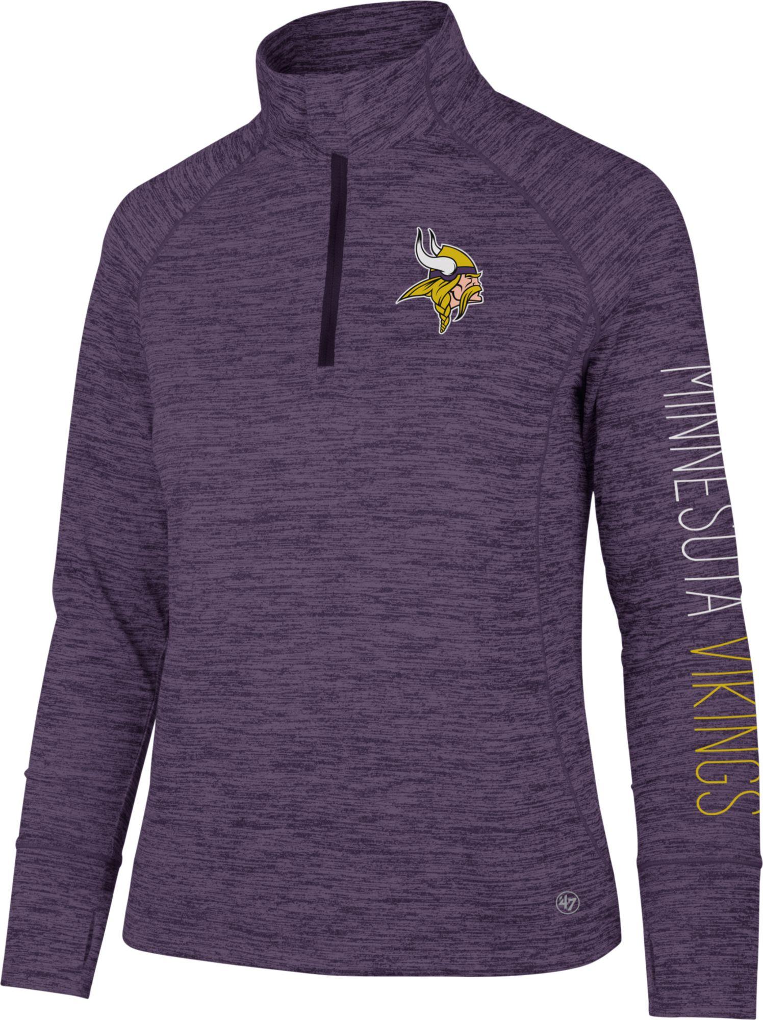 minnesota vikings women's sweatshirt