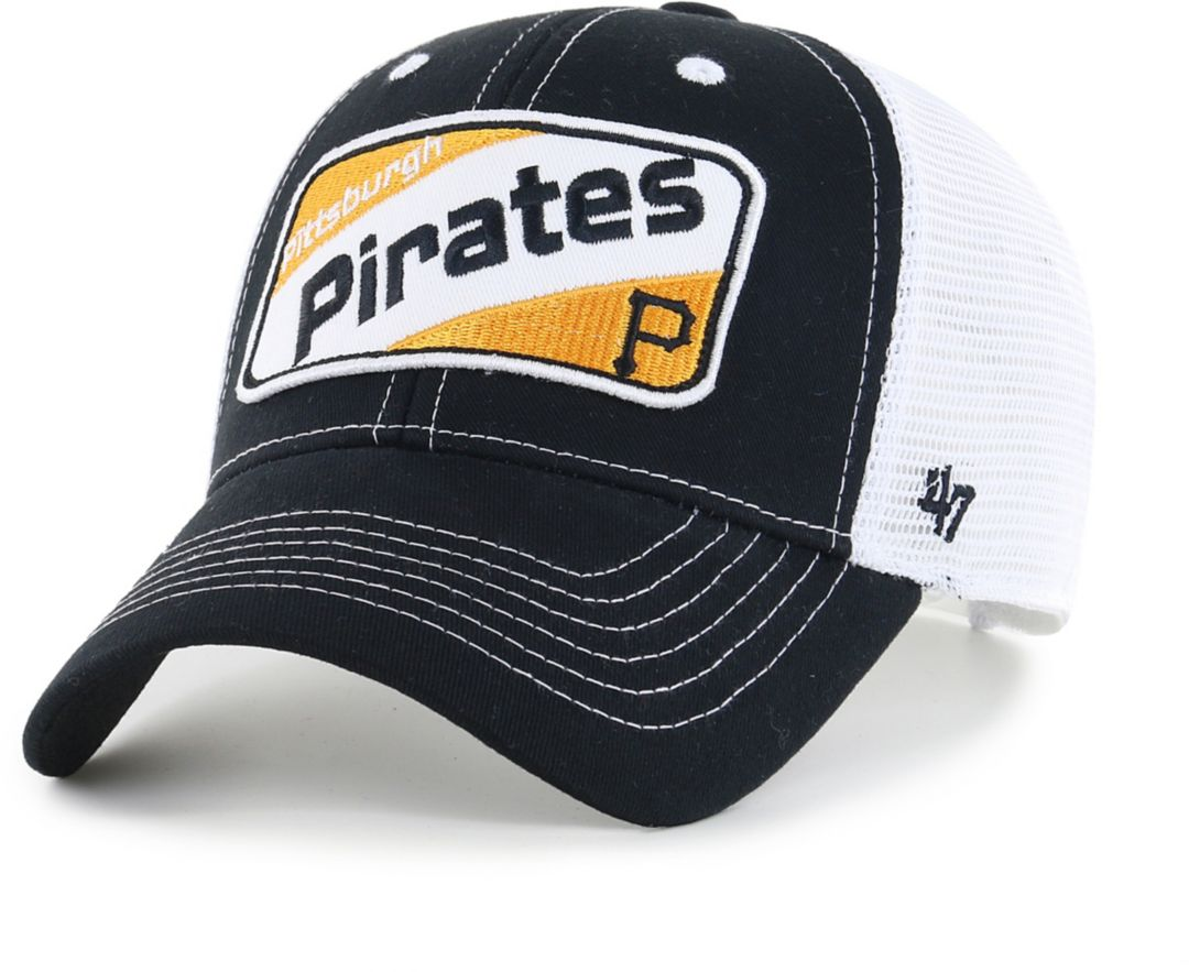on sale 1f066 7361a  47 Youth Pittsburgh Pirates Woodlawn MVP Adjustable Hat. noImageFound.  Previous