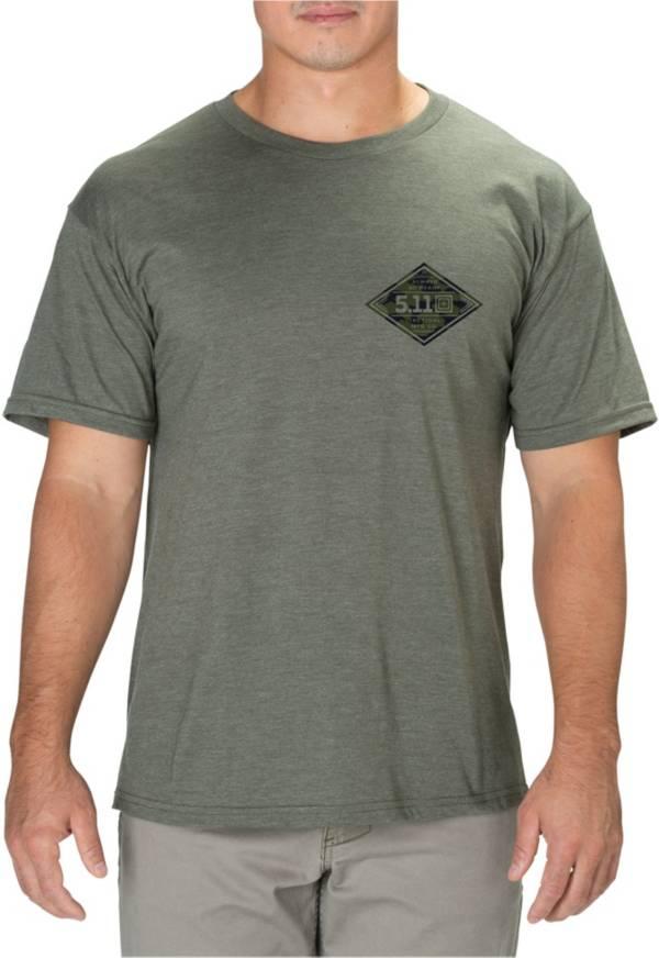 5.11 Tactical Men's Diamond Crest T-Shirt product image