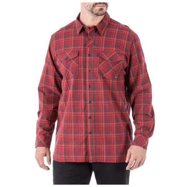 5.11 Tactical Men's Peak Long Sleeve Shirt product image