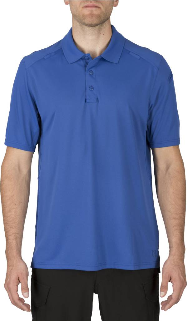 5.11 Tactical Men's Helios Short Sleeve Polo product image