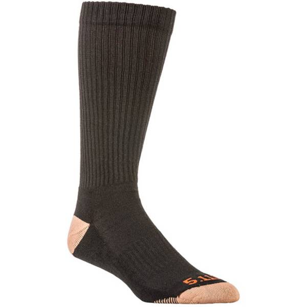 5.11 Tactical Adult Cupron Over-The-Calf Socks 3 Pack product image