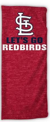 Wincraft Adult St. Louis Cardinals Split Neck Gaiter product image