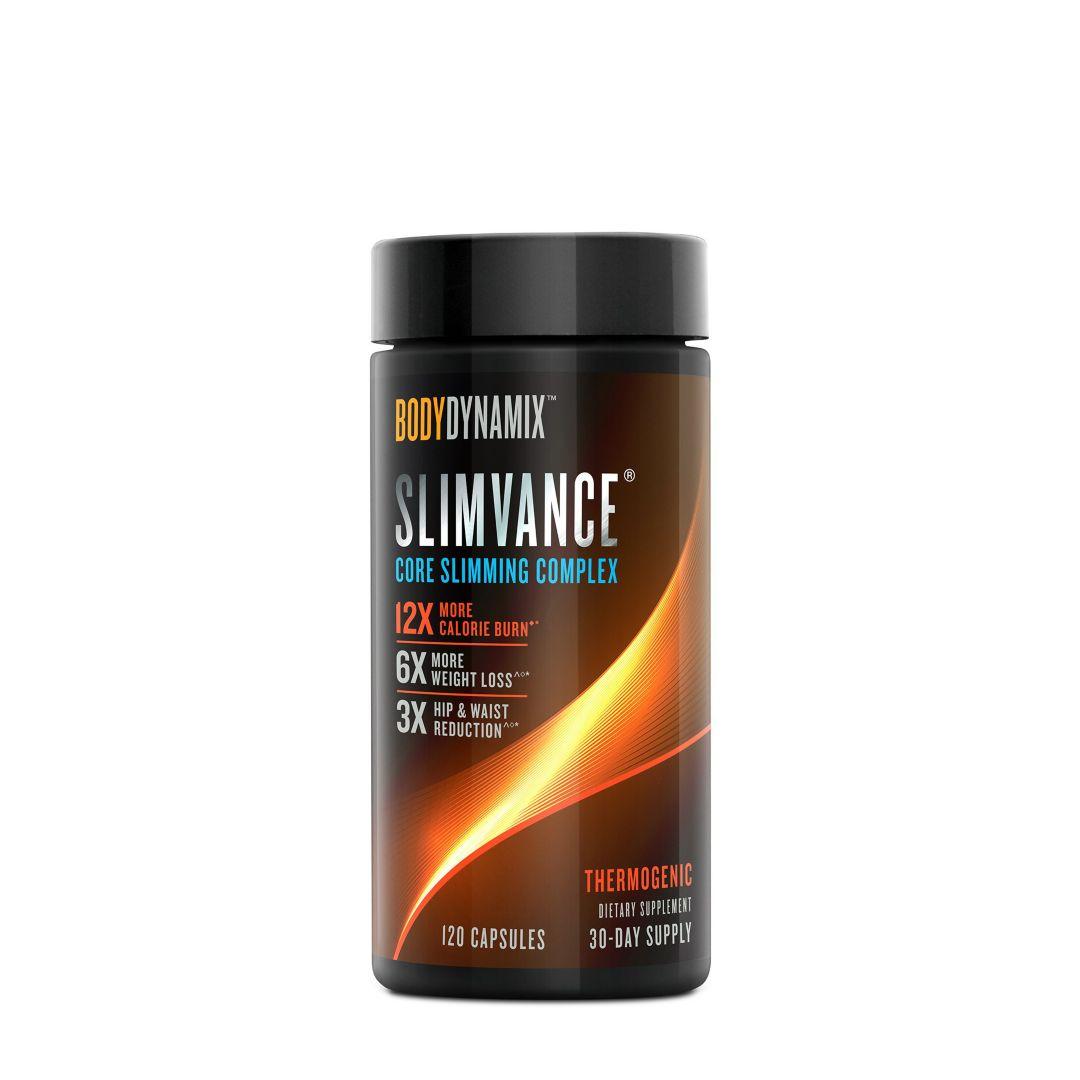 Gnc Bodydynamix Slimvance Thermogenic 120 Capsules