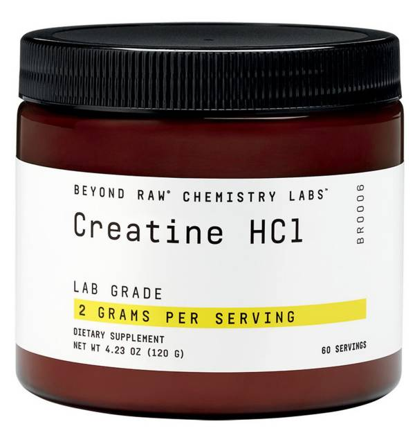 Beyond Raw Chemistry Labs Creatine HCl 30 Servings product image