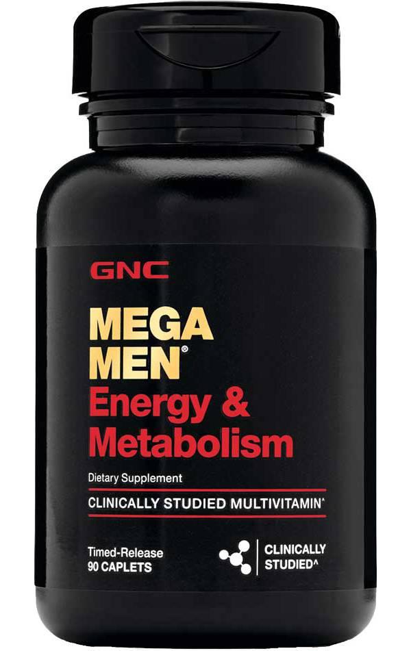 GNC Mega Men® Energy & Metabolism 90 Caplets product image