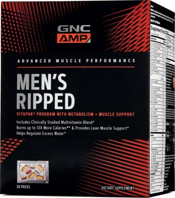 GNC AMP Men's Ripped Vitapak Program product image