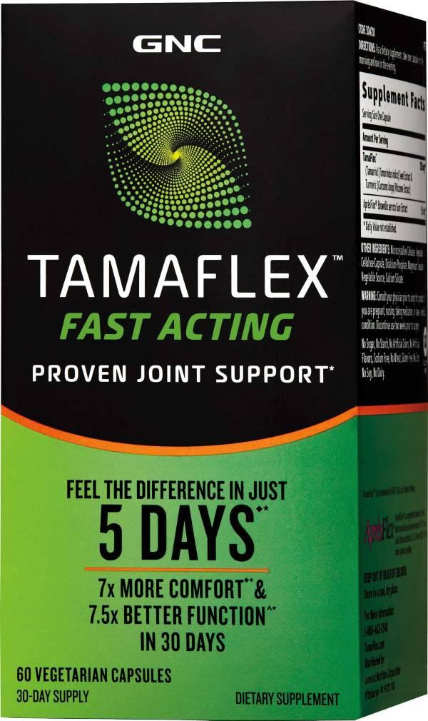 GNC Tamaflex Fast Acting 60 Capsules product image