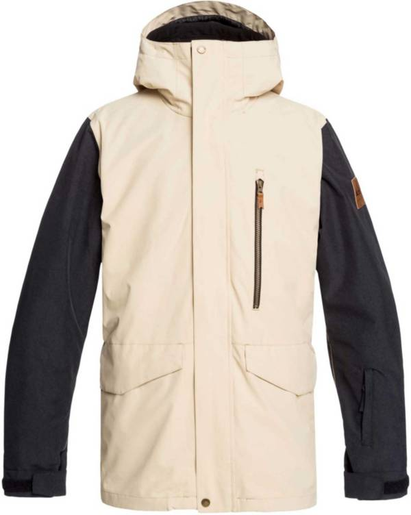 Quiksilver Men's Mission 3-in-1 Snow Jacket product image
