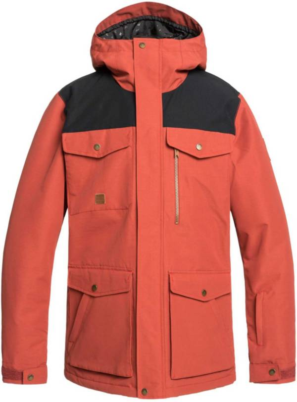 Quiksilver Men's Raft Snow Jacket product image