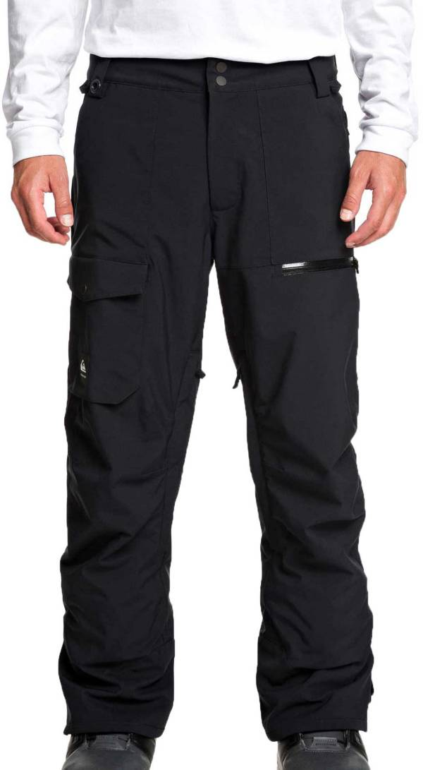 Quiksilver Men's Utility Snow Pants product image