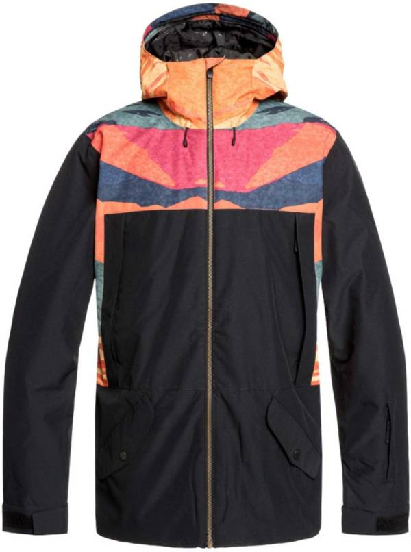 Quiksilver Men's TR Ambition Snow Jacket product image