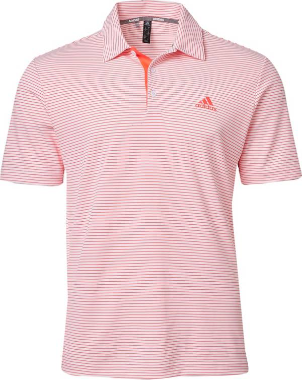 adidas Men's Drive 2 Color Stripe Golf Polo product image