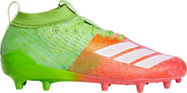 adidas Men's adizero 8.0 Snow Cone Football Cleats product image