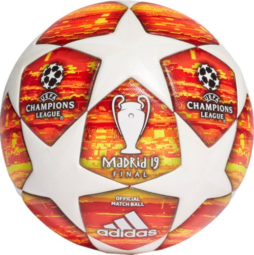 adidas 2019 UEFA Champions League Finale Official Match Soccer Ball ... 66062f9367154