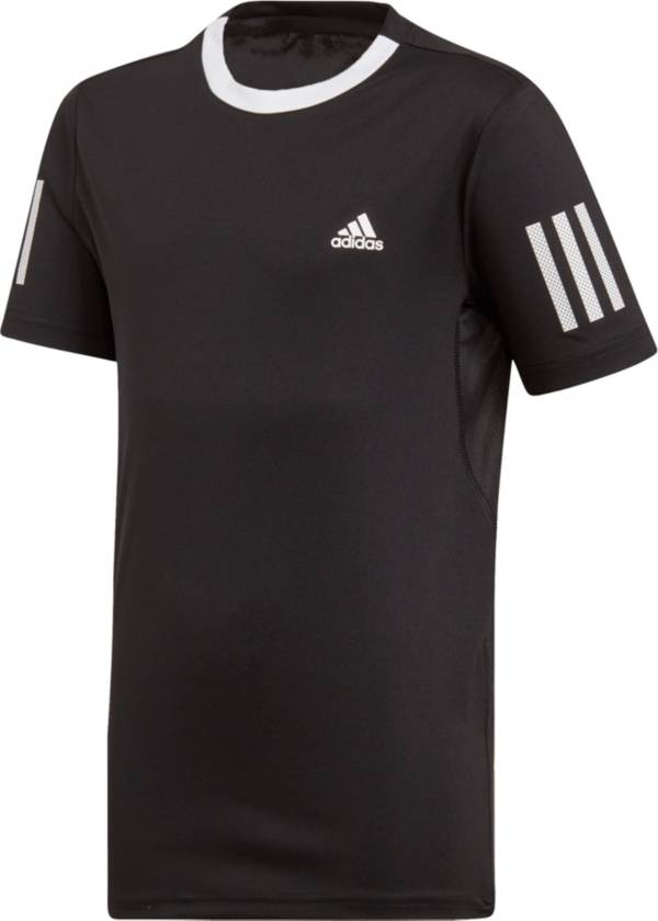 adidas Boys' Club 3-Stripes Tennis Tee product image