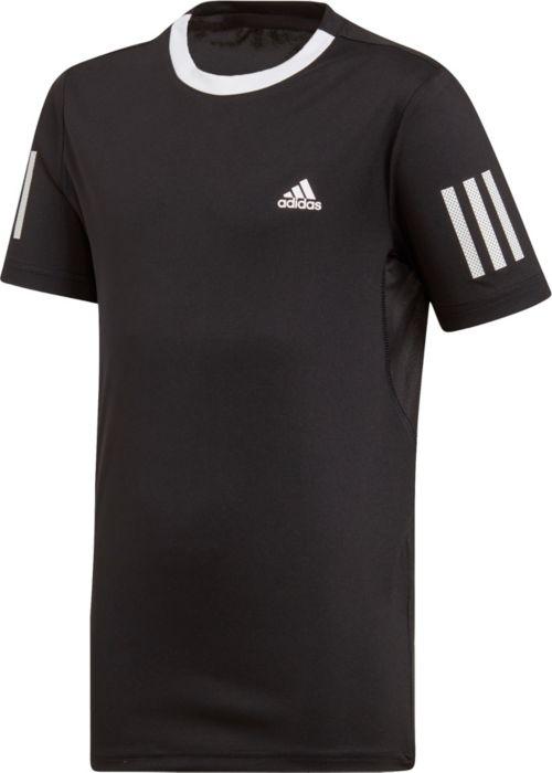 timeless design 56055 30e4a adidas Boys  Club 3-Stripes Tennis Tee. noImageFound. Previous