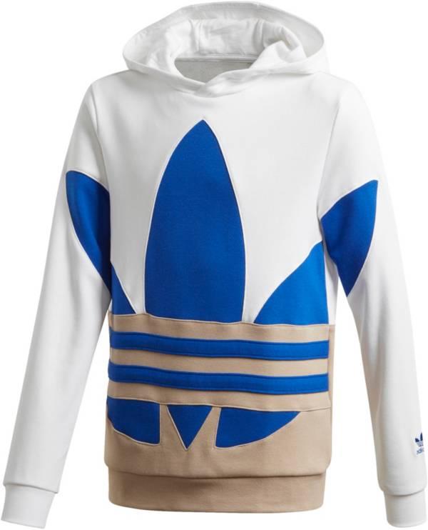 adidas Originals Boys' Big Trefoil Hoodie product image