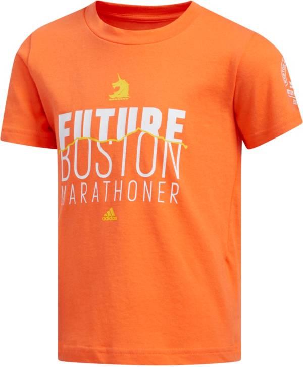 adidas Boy's Future Boston Marathoner T-Shirt product image