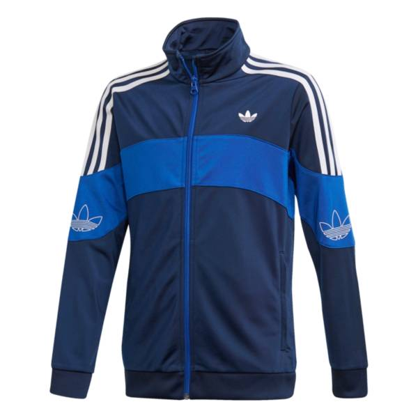 adidas Boys' Brandix Track Jacket product image
