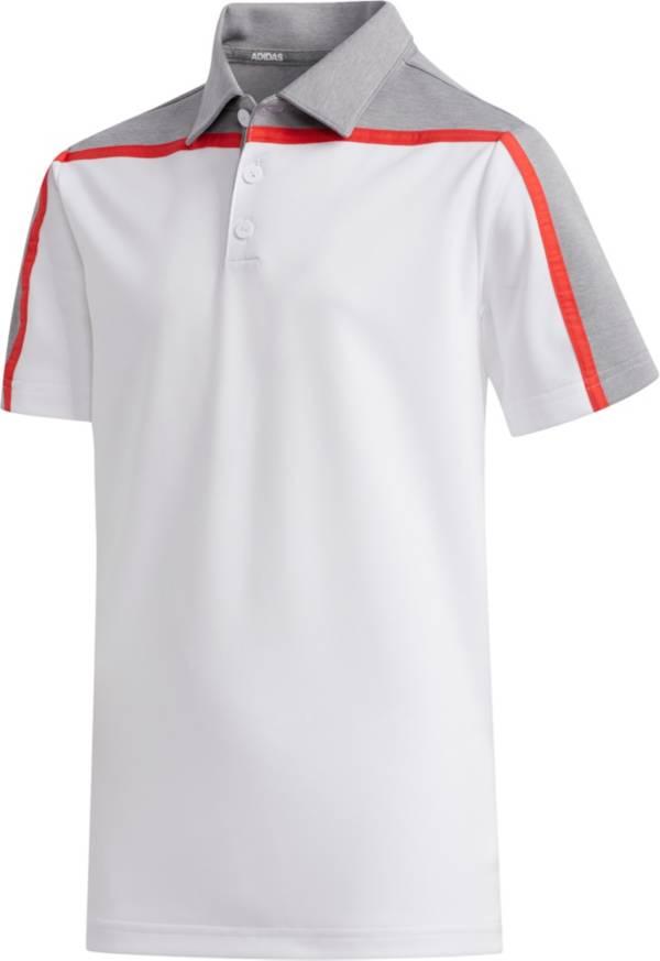 adidas Boys' Colorblock Golf Polo product image
