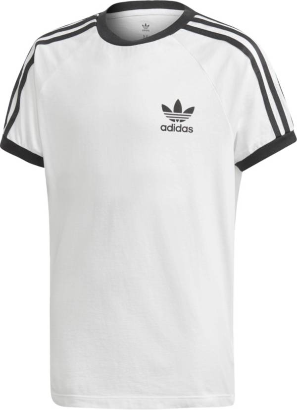 adidas Originals Boys' 3-Stripes T-Shirt product image