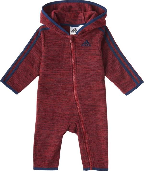 adidas Infant Boys' Microfleece Hooded Onesie product image