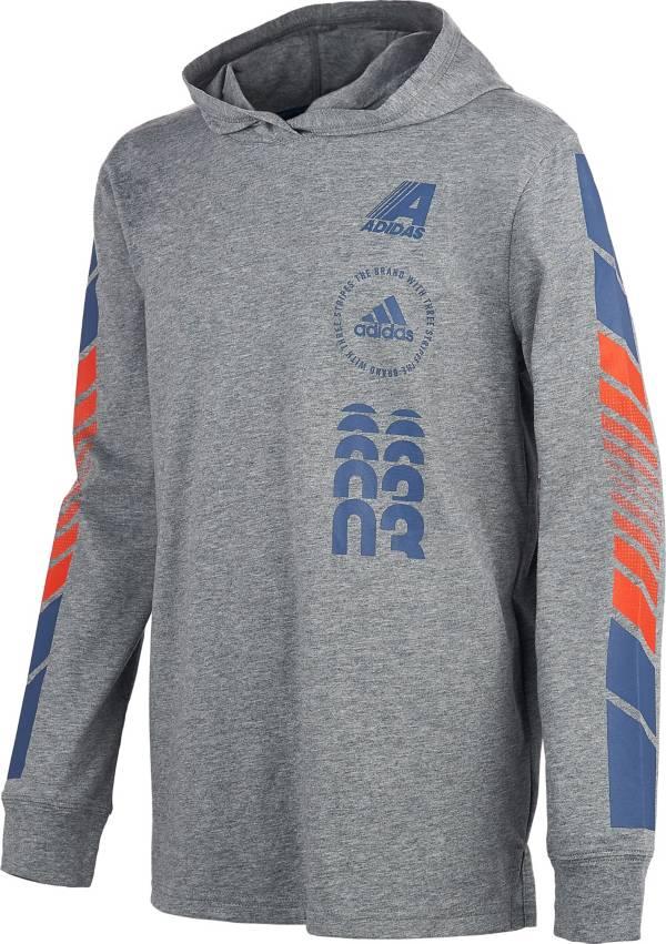 adidas Boys' Moto Graphic Hoodie product image
