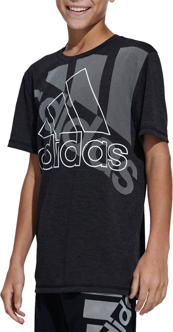 adidas Boys' Statement Badge Of Sport T-Shirt product image