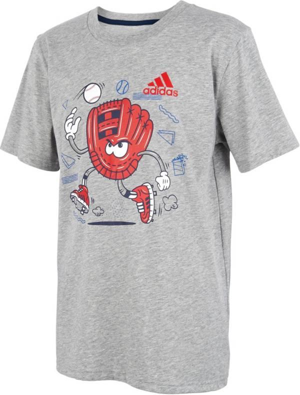 adidas Boy's Mighty Mitt T-Shirt product image