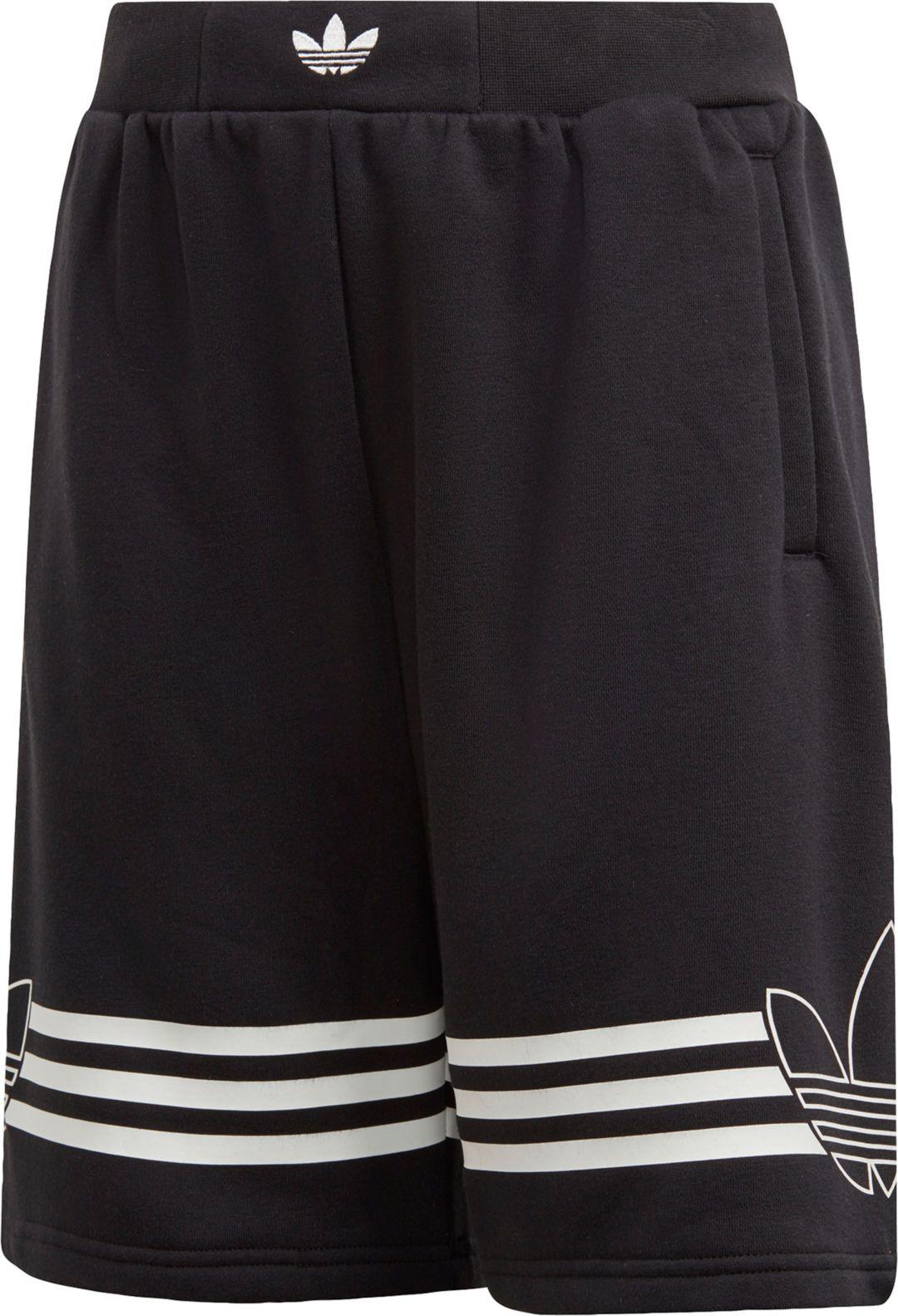 65a1a42f19 adidas Originals Boys' Outline Shorts. noImageFound. Previous