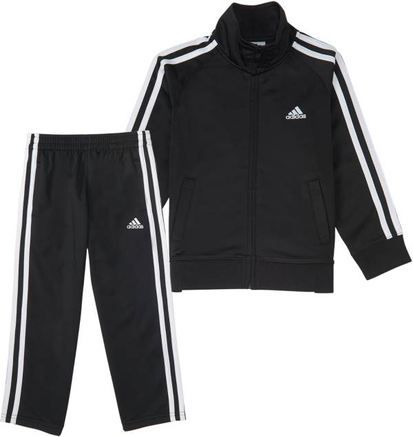adidas Little Boys' Tricot Jacket and Pant Set product image