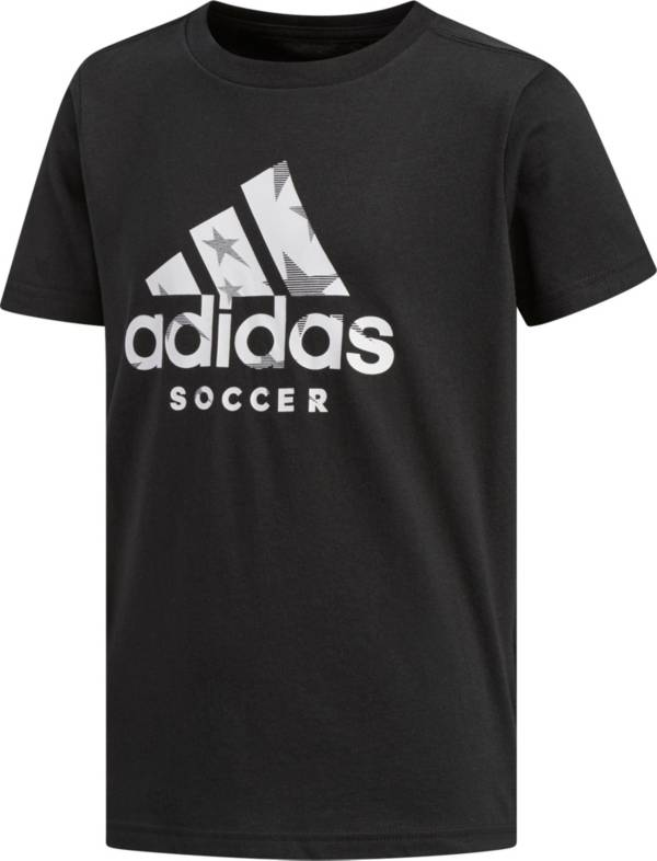 adidas Boys' Badge Of Sports Soccer T-Shirt product image