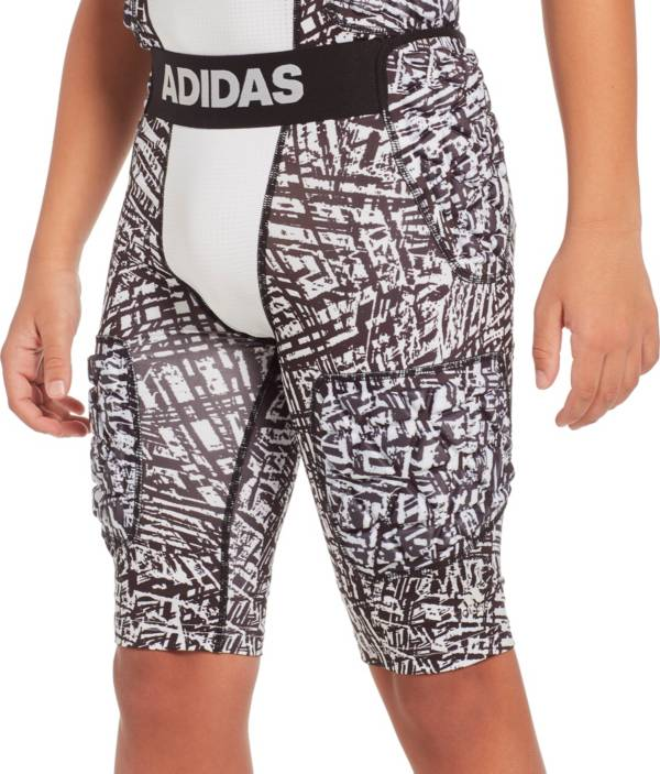 Adidas Youth Techfit 5 Pad Integrated Football Girdle product image