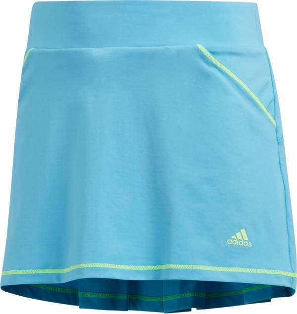 adidas Girls' Solid Pleat Golf Skort product image