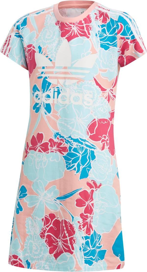 adidas Originals Girls' Floral Dress product image