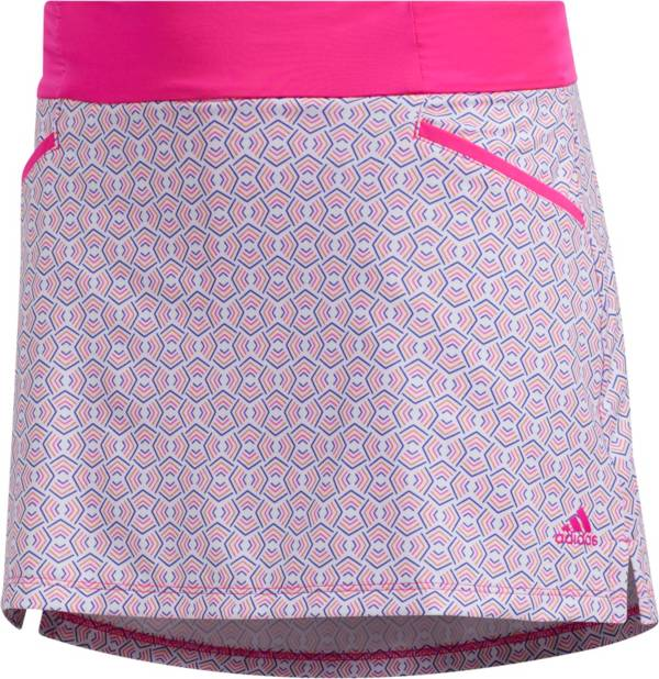 adidas Girls' Printed Golf Skort product image
