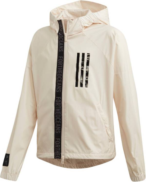 adidas Girls' Parley Windbreaker Jacket product image