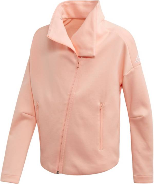 adidas Girls' Ready To Go Cover Up Jacket product image