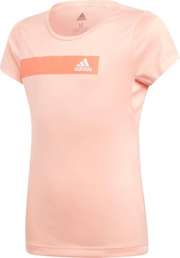 adidas Girls' Training Cool T-Shirt product image