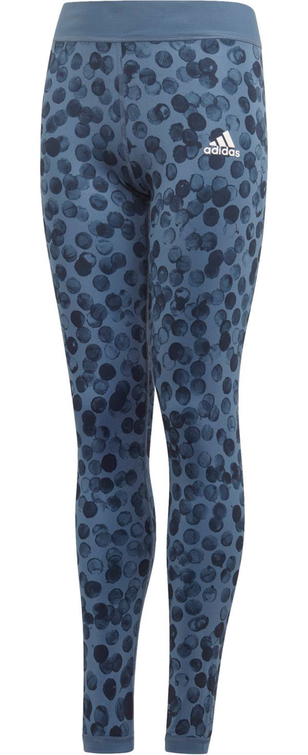 adidas Girls' Reversible Tights product image